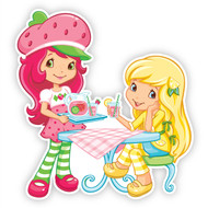 Strawberry Shortcake and Lemon Meringue