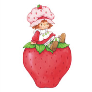 Classic Strawberry Shortcake & Giant Strawberry