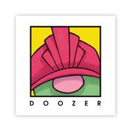 Fraggle Rock Doozer Pop Art