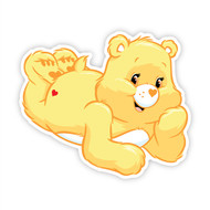 Care Bears Funshine Bear Relaxing