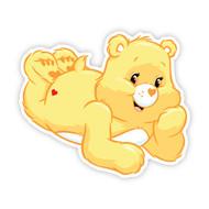 Care Bears Funshine Bear Relaxing