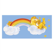Care Bears Classic Rainbow Mural