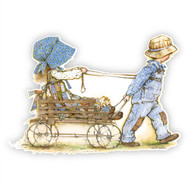 Holly Hobbie Classic Wagon