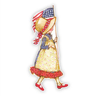 Holly Hobbie Americana Flag