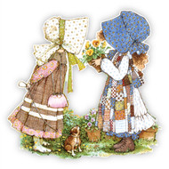 Holly Hobbie Classic Flowers
