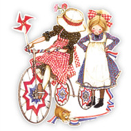 Holly Hobbie Americana Bike