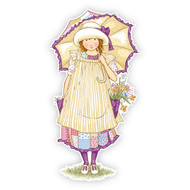 Holly Hobbie Classic Umbrella II