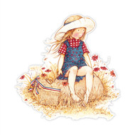 Holly Hobbie Americana Picnic
