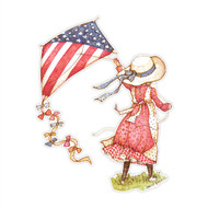 Holly Hobbie Americana Kite