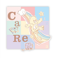 Care Bears Care Badge