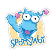 The WotWots Spottywot Badge
