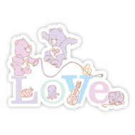 Care Bears Love Wall Graphics