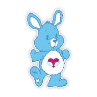 Care Bears Swift Heart Rabbit