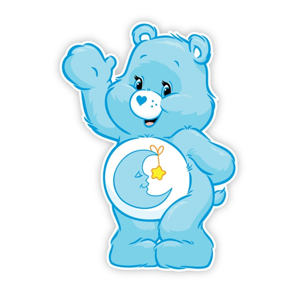 Care Bears Bedtime Bear Wave - Walls 360