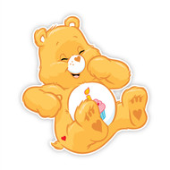 Care Bears Birthday Bear Happy