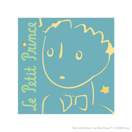 Le Petit Prince Wall Square Light Blue
