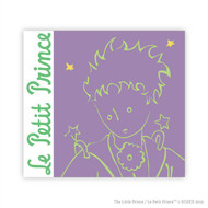 Le Petit Prince Wall Square Purple