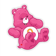 Care Bears Secret Bear Happy