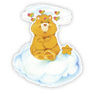 Care Bears Funshine Bear On Cloud
