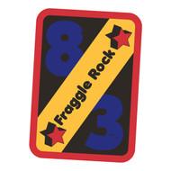 Fraggle Rock '83 Wall Badge