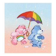 Care Bears Cheer Bear and Grumpy Bear