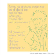 Le Petit Prince 'All Grownups Were Children First'