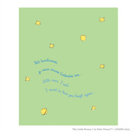 Le Petit Prince 'I Want to Hear You Laugh Again'