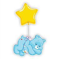 Care Bears Bedtime Bear Star Balloon