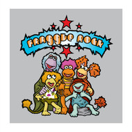 Fraggle Rock Wall Square