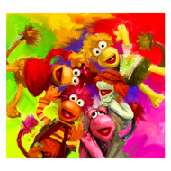 Fraggle Rock Pop Art