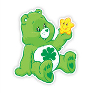 Care Bears Good Luck Bear Star