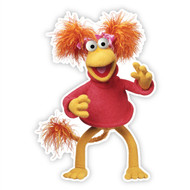 Fraggle Rock Red Wall Cutout