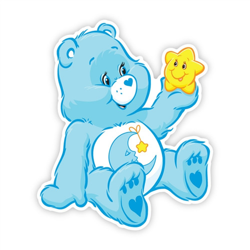 Care Bears Bedtime Bear Holding a Star - Walls 360