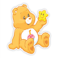 Care Bears Birthday Bear Star