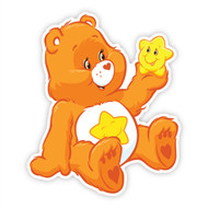 Care Bears Laugh A Lot Bear Star