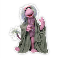 Fraggle Rock Mokey Wall Cutout