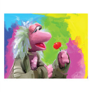 Fraggle Rock Mokey Pop Art