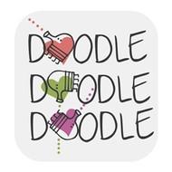 Doodle Jump Wall Badge: Doodle Doodle Doodle