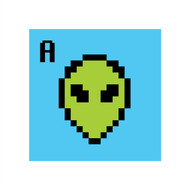 A is for Alien