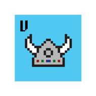 V is for Viking