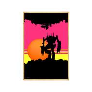 Mech Sunset