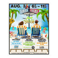 First Friday: August 2012