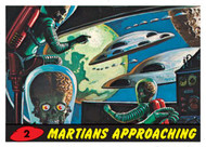 Mars Attack #2: Martians Approaching