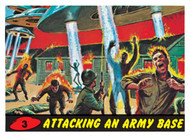 Mars Attack #3: Attacking An Army Base