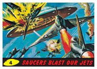 Mars Attack #4: Saucers Blast Our Jets