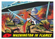 Mars Attack #5: Washington In Flames
