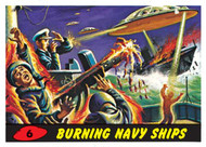 Mars Attack #6: Burning Navy Ships