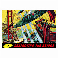 Mars Attack #7: Destroy The Bridge