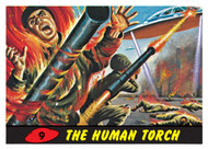 Mars Attack #9: The Human Torch