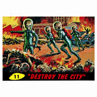 Mars Attack #11: Destroy The City